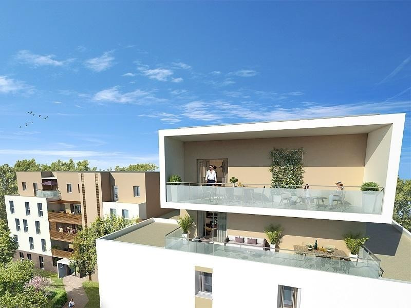 Sale apartment Montpellier 225 500€ - Picture 2