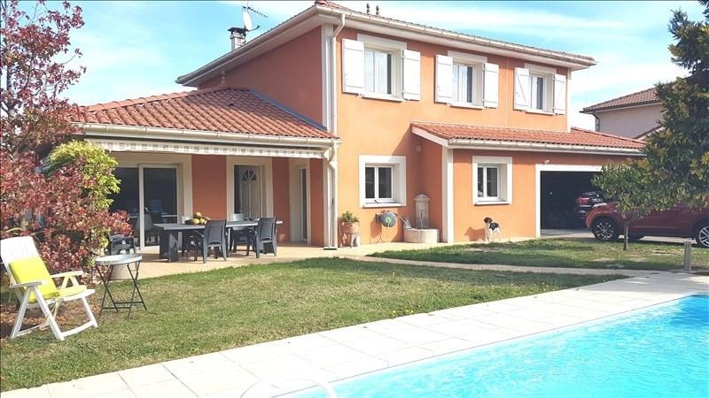 Vente maison / villa Heyrieux 485000€ - Photo 1