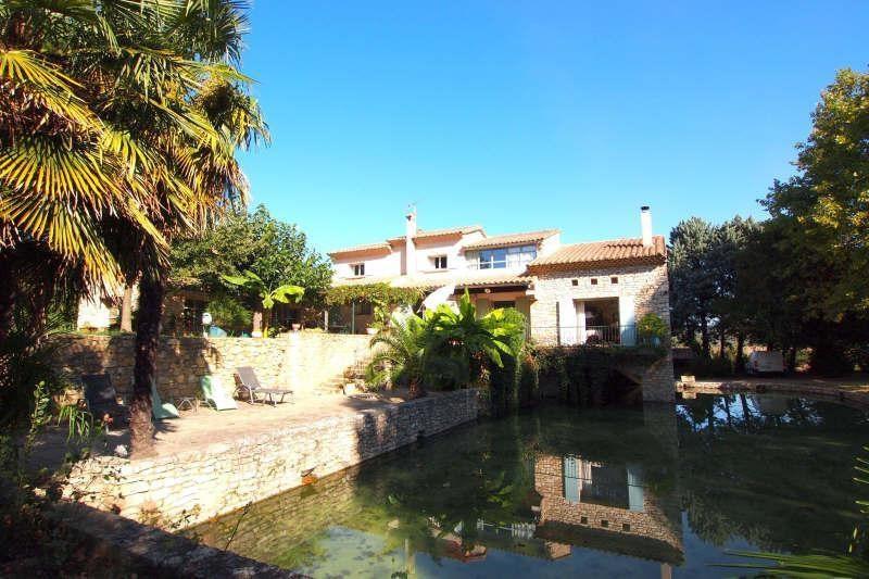 Vente de prestige maison / villa Uzes 1950000€ - Photo 6