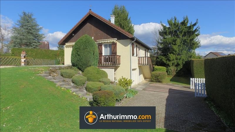 Sale house / villa Creys et pusignieu 229 500€ - Picture 2