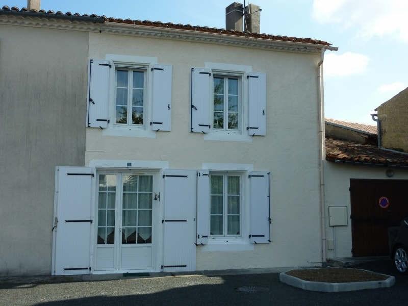 Sale house / villa Aulnay 117500€ - Picture 10
