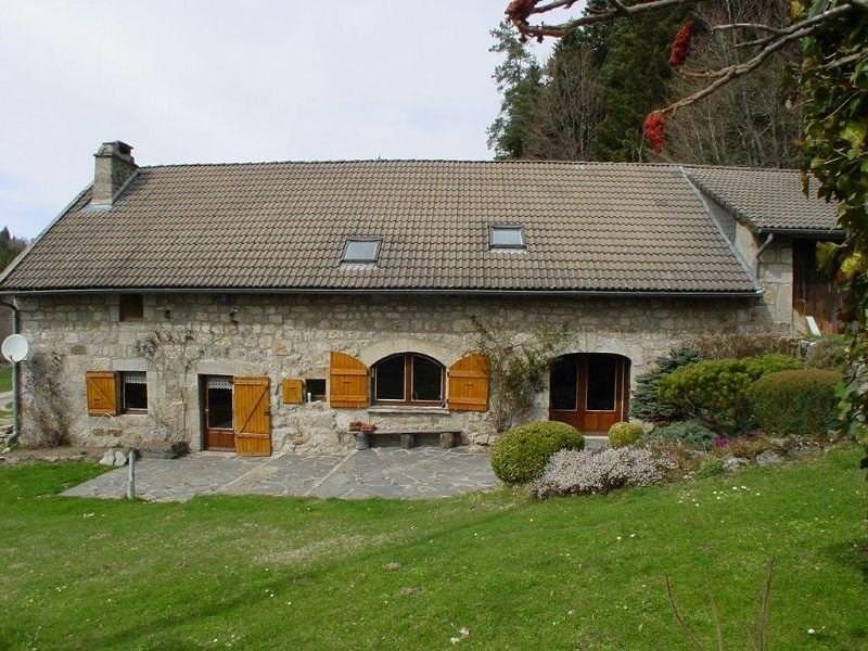 Vente maison / villa Le chambon sur lignon 316000€ - Photo 2