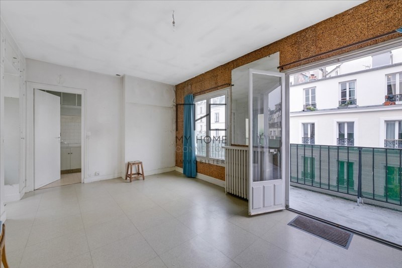 Sale apartment Paris 18ème 590 000€ - Picture 3
