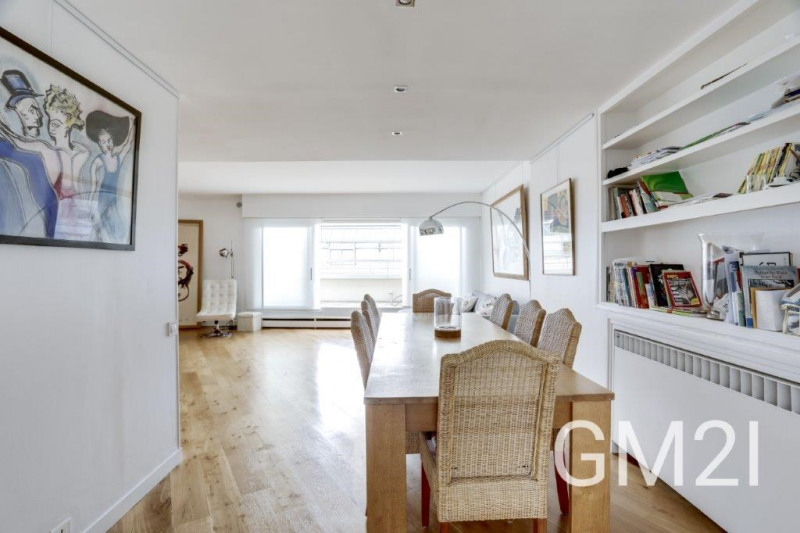 Vente de prestige appartement Paris 16ème 2300000€ - Photo 5
