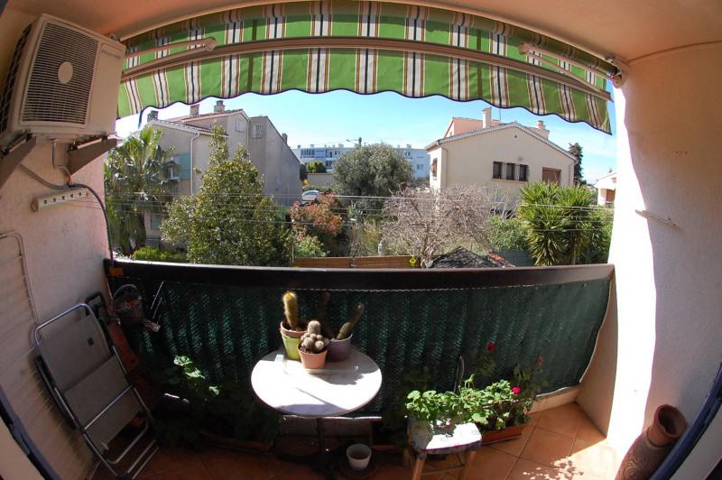 Vente appartement Six fours les plages 170000€ - Photo 1