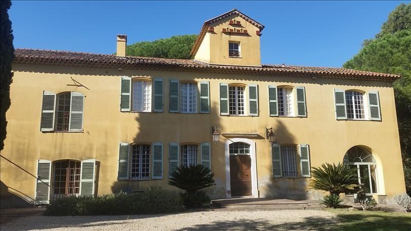 Revenda residencial de prestígio casa Frejus 2900000€ - Fotografia 2