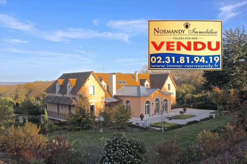 Vente de prestige maison / villa Villers sur mer 1590000€ - Photo 1