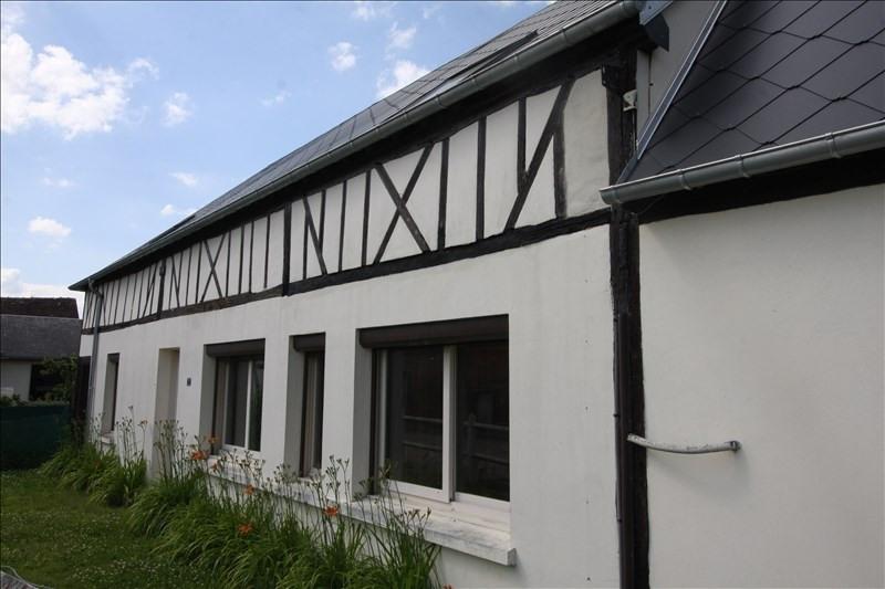 Vente maison / villa La barre en ouche 143000€ - Photo 1