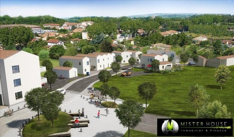 Verkoop nieuw  woningen op tekening Aussonne  - Foto 2
