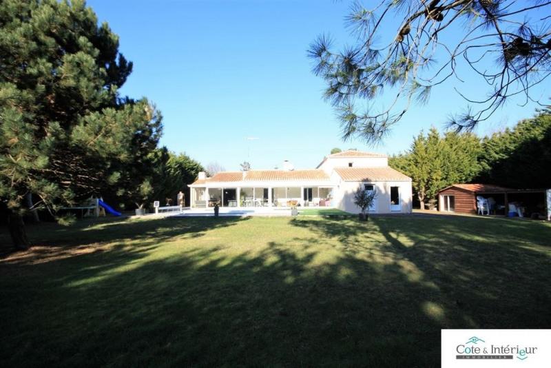 Vente de prestige maison / villa Talmont st hilaire 630000€ - Photo 11
