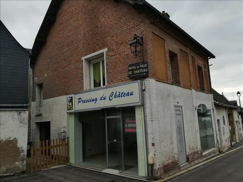Sale building Chateau renault 74800€ - Picture 1