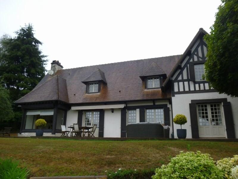 Vente de prestige maison / villa Le breuil en auge 585000€ - Photo 12