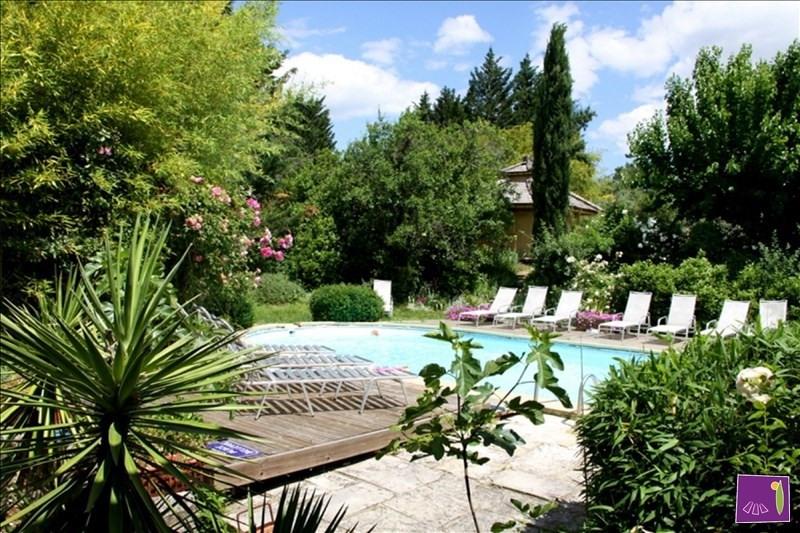 Immobile residenziali di prestigio casa Barjac 720000€ - Fotografia 2