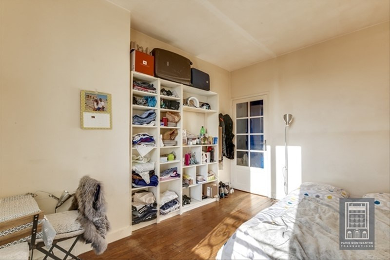 Investment property apartment Paris 18ème 199 000€ - Picture 5