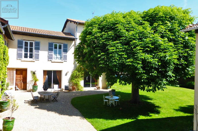 Vente de prestige maison / villa Saint cyr au mont d'or 1 690 000€ - Photo 1