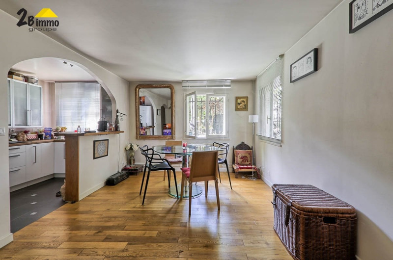 Vente maison / villa Cachan 598000€ - Photo 2