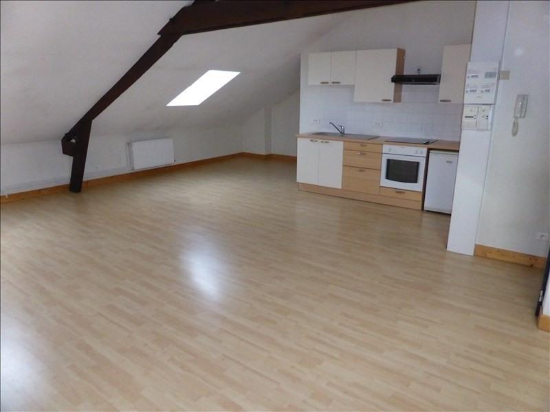 Rental apartment Auxerre 410€ CC - Picture 1
