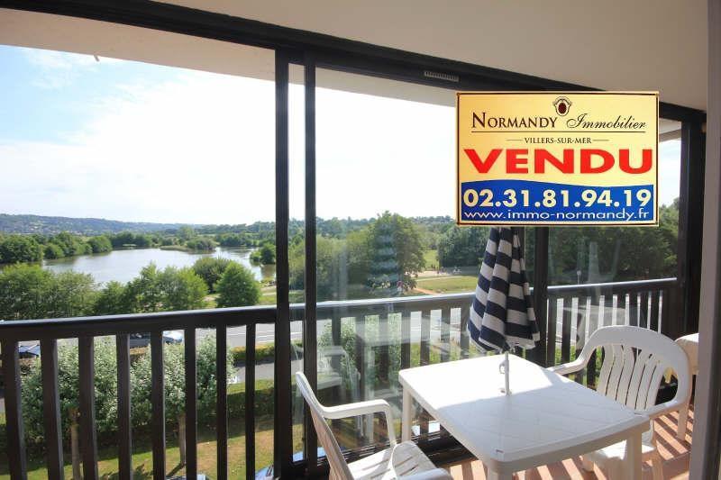 Vente appartement Villers sur mer 75400€ - Photo 1