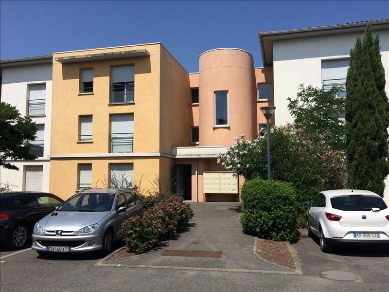 Vente appartement Toulouse 125000€ - Photo 1