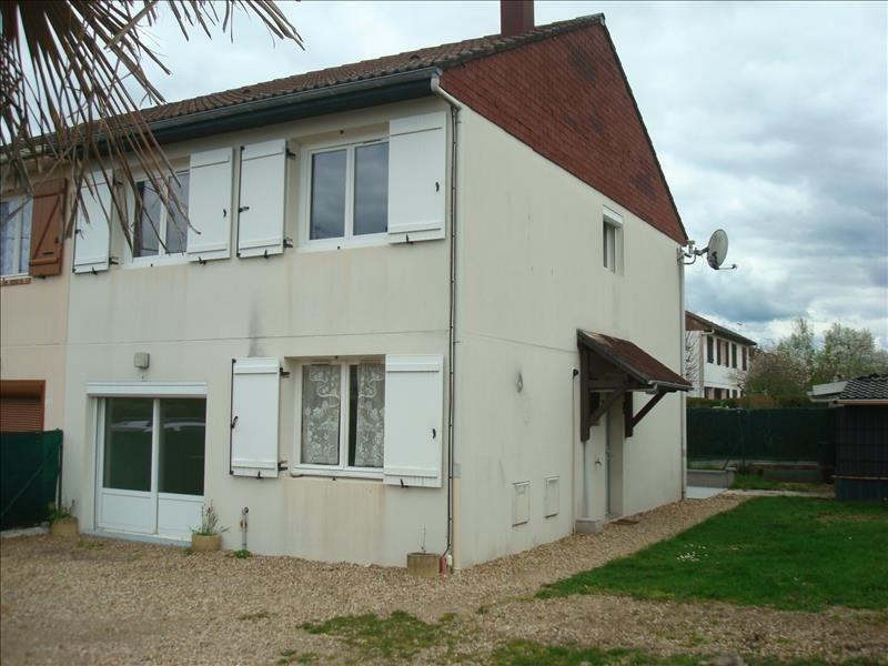 Sale house / villa Varennes vauzelles 90000€ - Picture 1