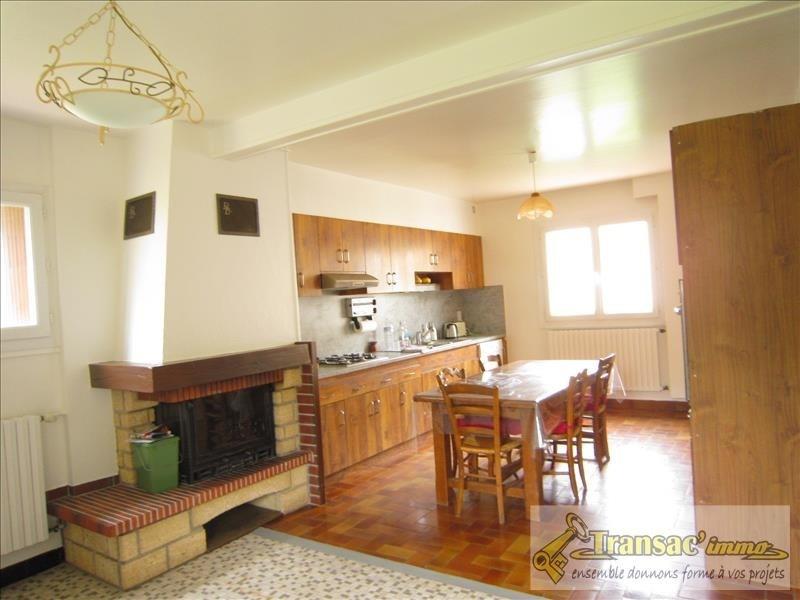 Sale house / villa La monnerie le montel 128400€ - Picture 3
