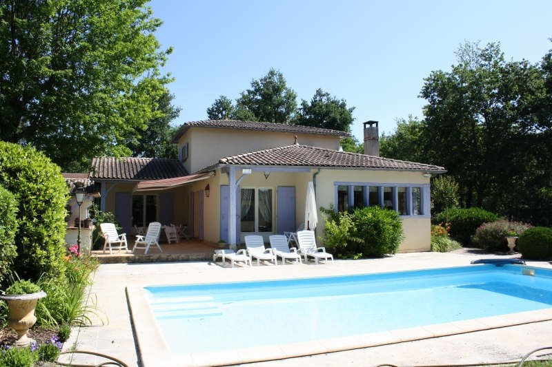 Sale house / villa Langon 399 000€ - Picture 1