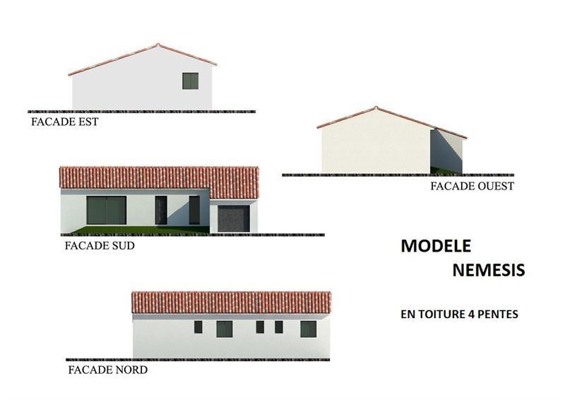 Maison  4 pièces + Terrain 310 m² Servian (34290) par HOME SUD CONSTRUCTION