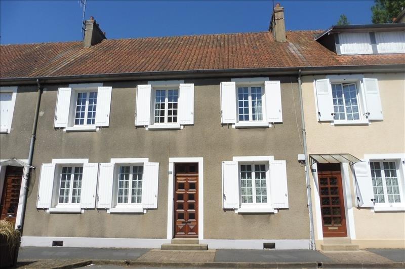 Vente maison / villa Tourouvre 111000€ - Photo 1