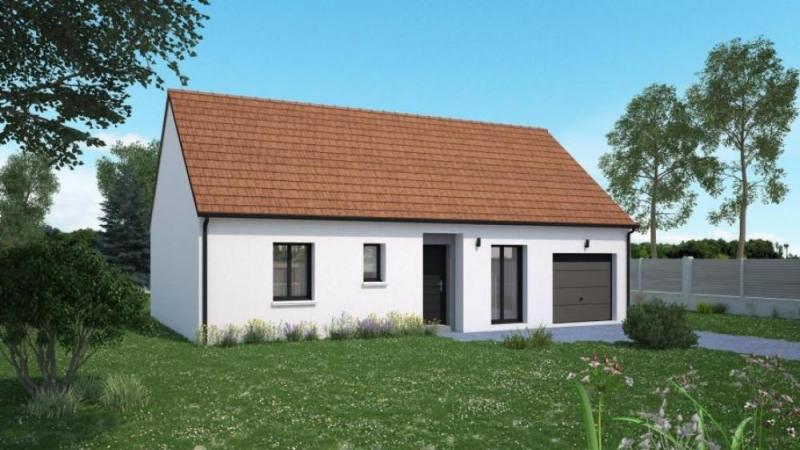 Maison  3 pièces + Terrain 569 m² Saint-Denis-sur-Loire par maisons ericlor