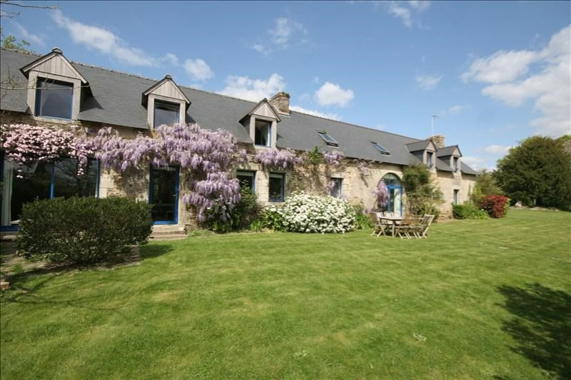 Vente de prestige maison / villa Clohars carnoet 693000€ - Photo 1
