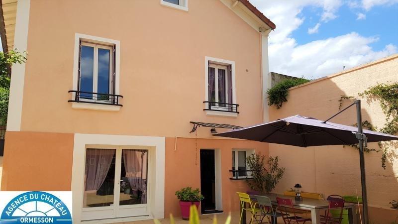 Sale house / villa Champigny sur marne 600000€ - Picture 1