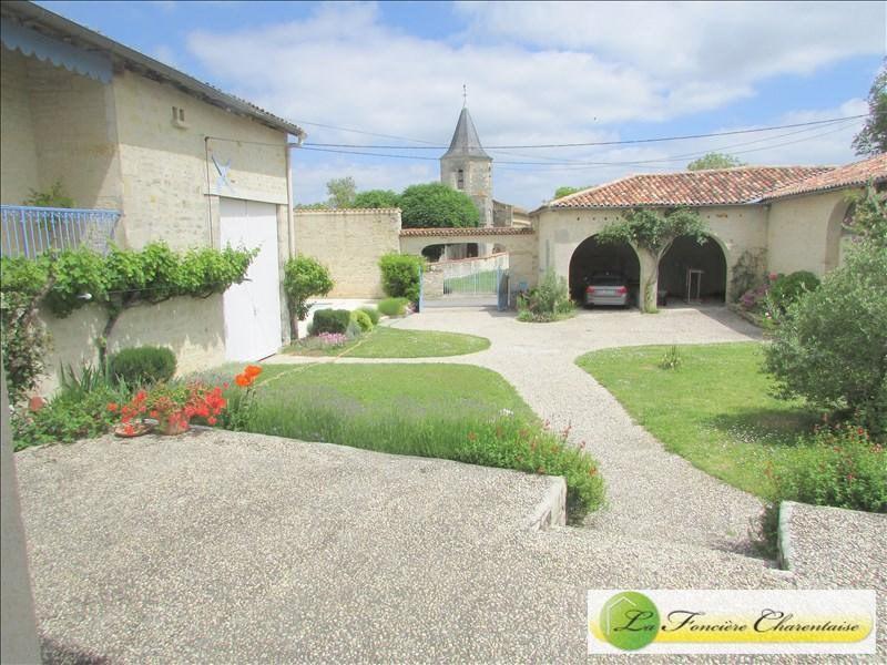 Vente maison / villa Villefagnan 328000€ - Photo 1