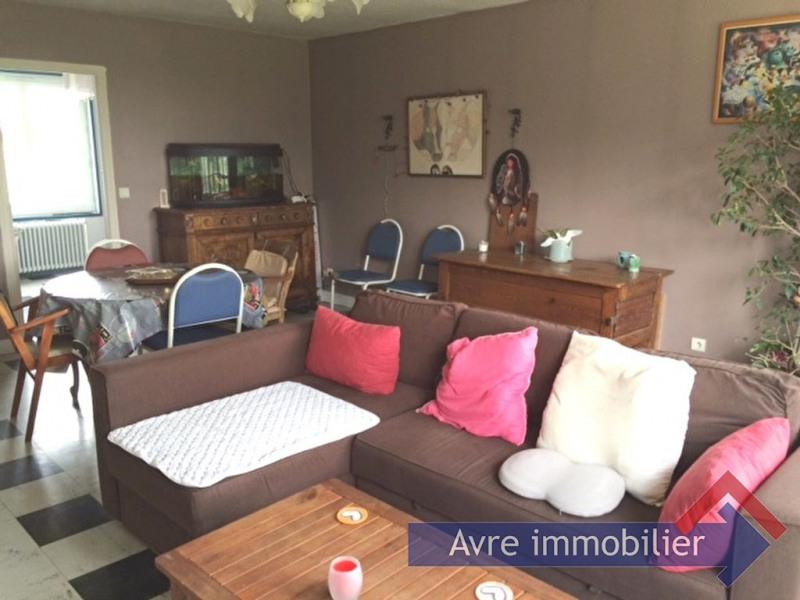 Vente maison / villa Verneuil d'avre et d'iton 127000€ - Photo 5