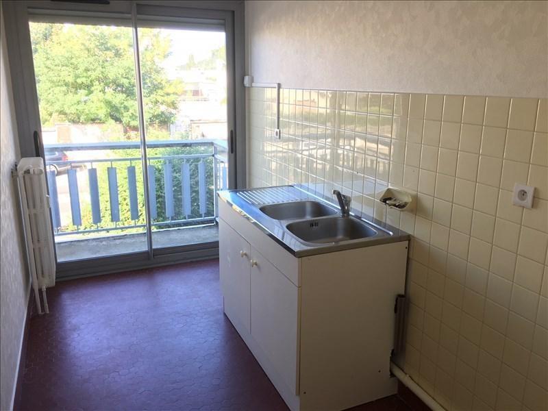 Vente appartement Bourgoin jallieu 116000€ - Photo 2
