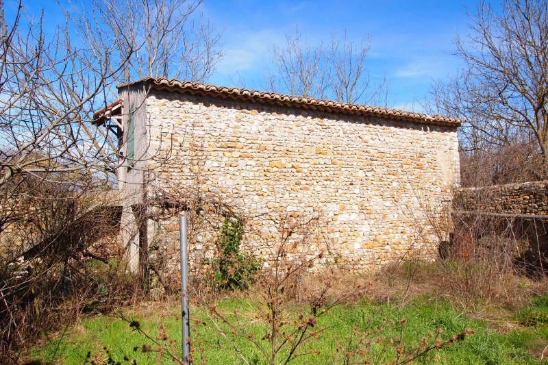 Vente maison / villa Barjac 119000€ - Photo 9