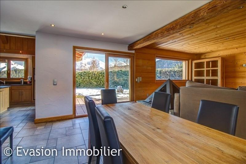 Deluxe sale house / villa Cordon 740000€ - Picture 3