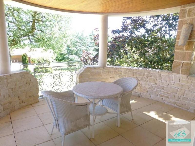 Deluxe sale house / villa Burlats 680000€ - Picture 9