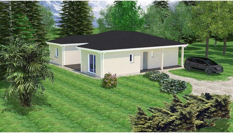 Maison  6 pièces + Terrain 500 m² Tresses par BATICA