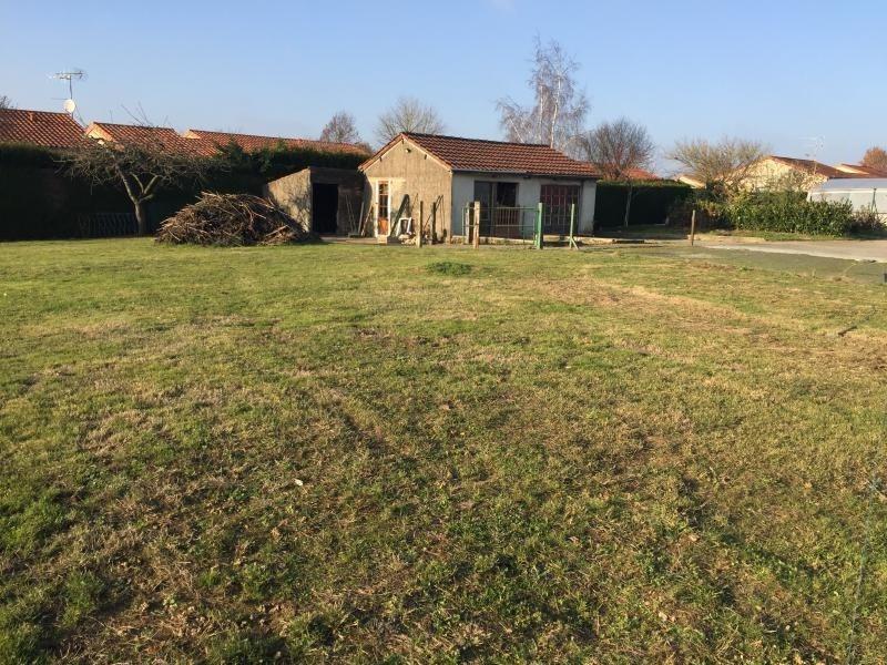 Vente terrain Le fief sauvin 33000€ - Photo 1