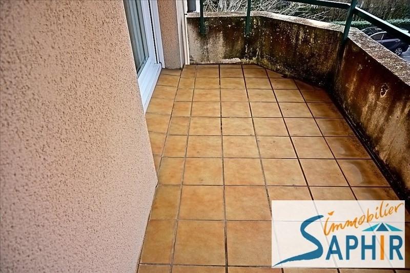 Vente appartement Toulouse 96000€ - Photo 5