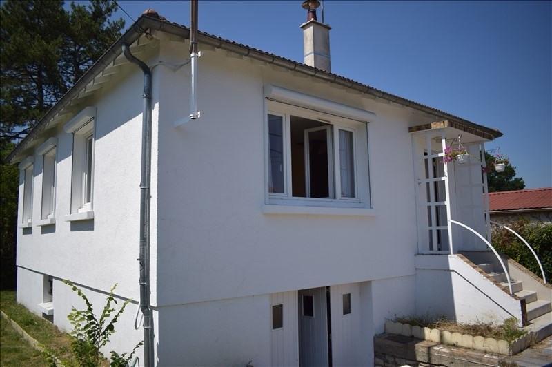 Vendita casa Freneuse 199000€ - Fotografia 1