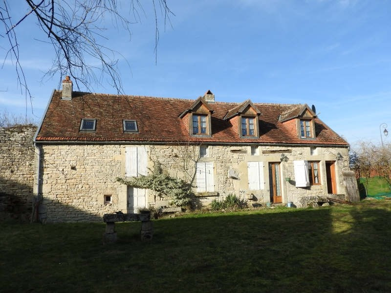 Vente maison / villa Axe chatillon-montbard 139 000€ - Photo 1