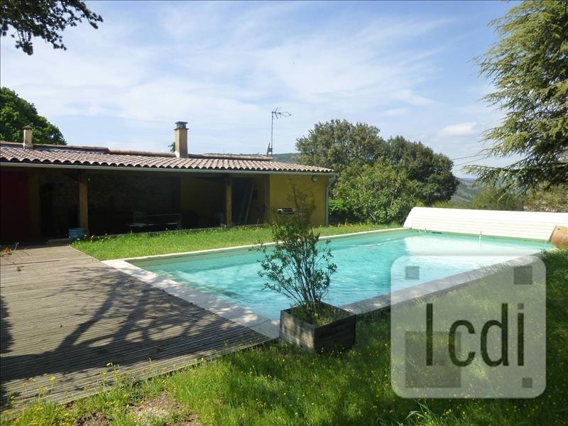 Vente maison / villa Allan 315000€ - Photo 4