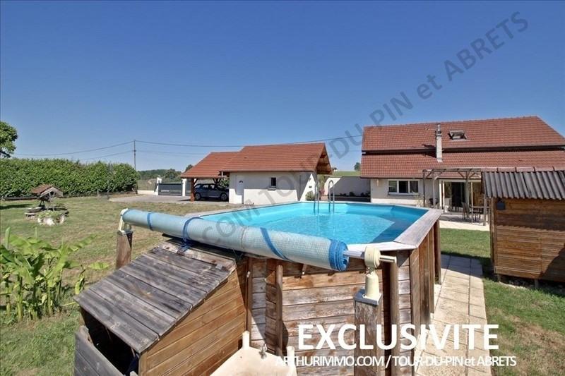 Sale house / villa Les abrets 227000€ - Picture 3