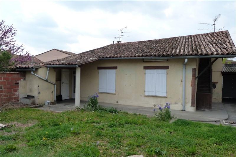 Rental house / villa Castelnau d'estretefonds 720€ +CH - Picture 1