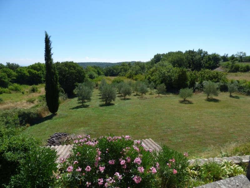 Vente de prestige maison / villa Goudargues 626000€ - Photo 2