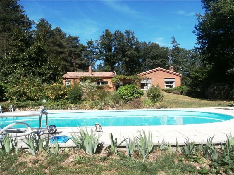 Vente de prestige maison / villa Proche de mazamet 399000€ - Photo 3