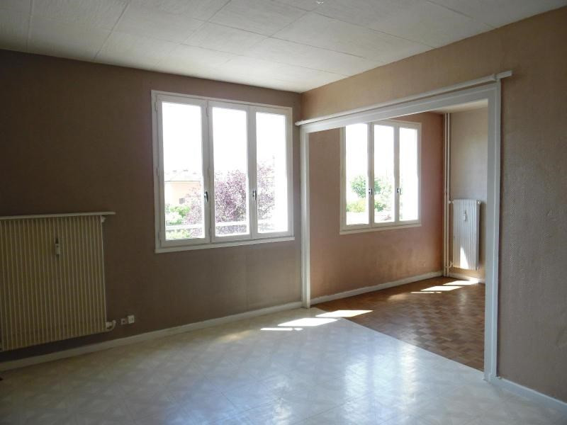 Location appartement Villefranche sur saone 555€ CC - Photo 1