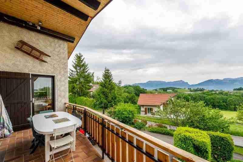 Vente de prestige maison / villa Poisy 575000€ - Photo 2