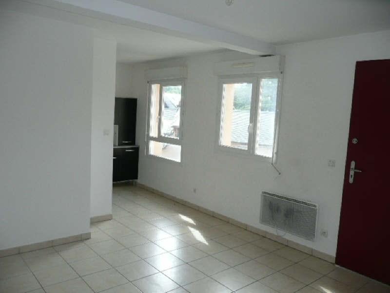 Rental apartment Aubigny sur nere 467€ CC - Picture 1